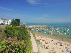 New quay - west wales! Learn Welsh, Quay West, Newquay, Wales, Dolores Park, Most Beautiful, Places To Visit, Fathers, Travel