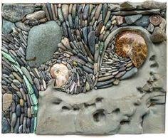 beach stone art - Bing Images