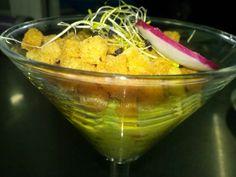 Cocktail de guacamole http://www.ghbarbastro.com/es/gastronomia