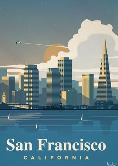 Alex 247 Art print San Francisco