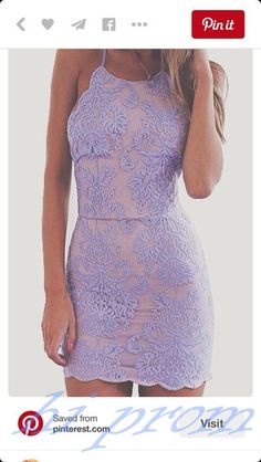 Lavender Homecoming Dress,Lace Homecoming Dresses,Short Prom Gown,Homecoming Gowns,2015 Homecoming Dress,Cheap Homecoming Dresses,backless Party Dress For Teens