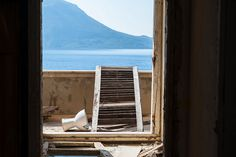 The Bay of Abandoned Hotels | Messy Nessy Chic