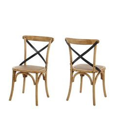 Møbler Pair of Dining Chairs