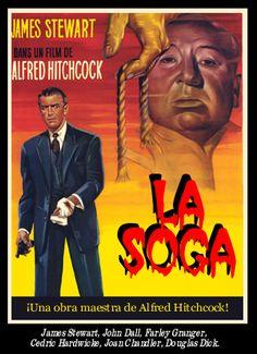 La Soga - Afred Hitchcock