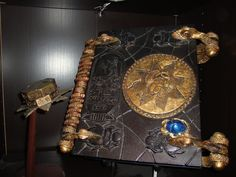 My 'Mummy' Book of the Dead and Key