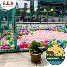 You along with your family & children are invited any day from 4pm till 9pm to visit the #GhaziabadChildrenPark Opening soon! #REDMALL