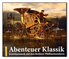 Berliner Philharmoniker by Hornplayer, via Flickr