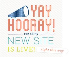 We are excited to announce the launch of our new website! Please check it  out b040a509950