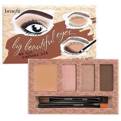 Big Beautiful Eyes Eyeshadows palette - Benefit