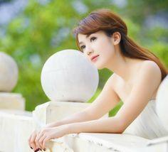 Cách giảm cân bằng nước lá sen | Trà Lá Sen - Trà Thảo Dược Giảm Cân An Toàn Video Fx, Asian Image, Beauty Shots, Girl Photos, Asian Beauty, Bangs, Asian Girl, Hot Girls, Beautiful