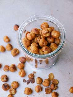 For the love of chickpeas, curry & sriracha! I love these little crunchy guys. I was revisiting my Curry & Sriracha Roasted Cauliflower and thought why not do a batch of chickpeas too. I'm out to keep the campaign going…'EAT...Read The Post