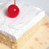 Cuban tres leches cake
