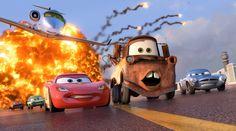 Cars 2 Game Battle Race - Lightning Mcqueen Full Game