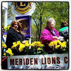 Meriden lions club Daff fest