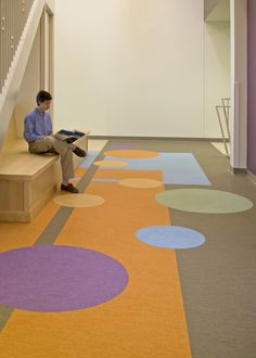 iQ™ Flooring from Johnsonite, a Tarkett Flooring Group --- Step up to the only commercial resilient flooring that is currently certified asthma & allergy friendly™ by the Asthma & Allergy Foundation.