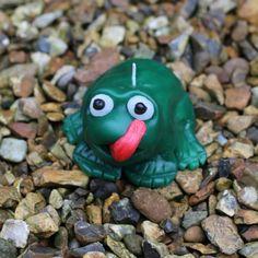 Frog Candle £9.00