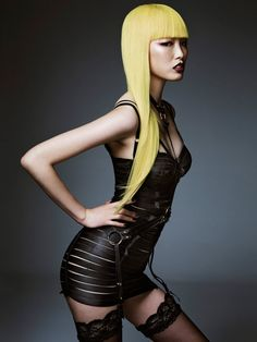 Femme Fatale - Headcase Hair | See the full hair #collection at salonmagazine.ca