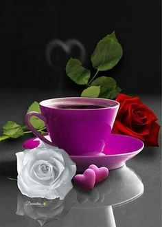 How to Make and Serve Turkish Coffee Good Morning Coffee, Coffee Break, Coffee Cafe, Coffee Drinks, Gif Café, Different Types Of Tea, Fruit Tea, Turkish Coffee, I Love Coffee