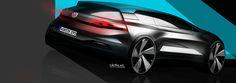 Volkswagen Scirocco on Behance