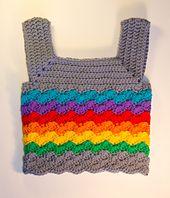 Ravelry: Baby Jetset Vest pattern by Kasia O'Neill