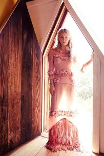 """Dreaming of Dior: """"Sexy Bohemian"""" Camille Rowe for Madame Figaro France July 2015"""