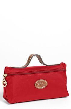 Longchamp \u0026#39;Le Pliage\u0026#39; Pouchette | Nordstrom cosmetic Bag