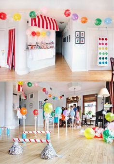 Candy Birthday Party!