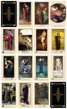 Tarot of Delphi: Know Thyself by Janet D.H. Hinkel #MediumMaria