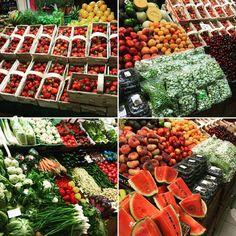 Świeże produkty do naszego cateringu prosto z naszego sklepu! Zapraszamy na zakupy! #cateringdietetycznywarszawa #warzywniak #kolorowo #zdrowo #fresh #fruits #vegetables #mniam #witaminki #swiezytowar #jedzonko #milegodnia