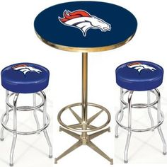 Use this Exclusive coupon code: PINFIVE to receive an additional 5% off the Denver Broncos Pub Table Set at SportsFansPlus.com