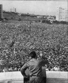 Fidel Castro's speech in Cuba