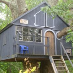 Must see treehouses for kids (and big kids too)!