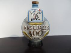 Vintage Jim Beam Whiskey Decanter  by TheVintageDogHouse