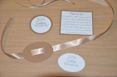 SOS Cookies - Cadeau gourmand pour la maîtresse - Nous et les minibouts