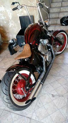 Bobber Inspiration Bobberbrothers motorcycle Harley custom customs diy cafe race… – My CMS Cafe Racer Honda, Honda Bobber, Bobber Bikes, Bobber Motorcycle, Cool Motorcycles, Women Motorcycle, Custom Bobber, Custom Harleys, Custom Bikes