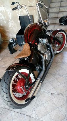 Shadow VLX 2005 BOBBER BY MARCOS PAULO