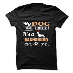 My Dog Is Not A Reindeer T Shirt, Hoodie, Sweatshirt