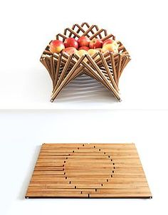 Furniture and architecture by Robert van Embricqs