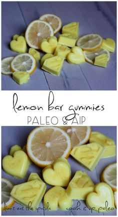 Lemon Gummies - Guest Post from Alex of Don't Eat the Spatula | Cook It Up Paleo #aip #gf #paleo