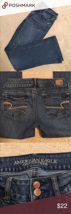 American Eagle jeans ☀️ Perfect condition. American Eagle Outfitters Jeans Boot Cut