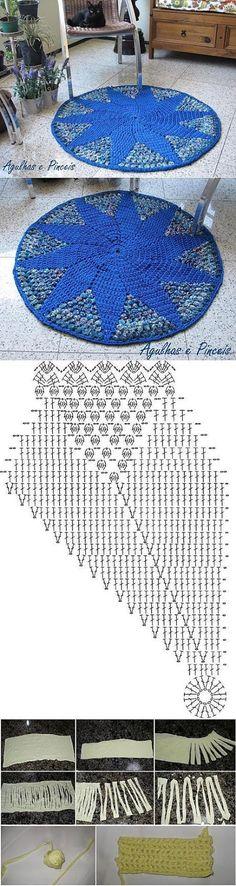 Agulhas e Pinceis: Tapetes