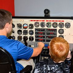 The Florida Air Museum offers all visitors a look at vintage aircraft displays, exhibits, and active restoration projects, but plan your trip in advance.