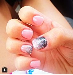 Colored acrylic nails by Lexi at Nails and Hair