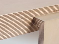 mitred plywood joint - Google Search                                                                                                                                                     More