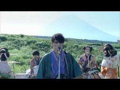 Sakanaction - Yoru no Odoriko Mv Video, Fun Songs, Lets Dance, My Escape, Working Together, Japanese Kimono, Rockers, Rock Music, Music Videos