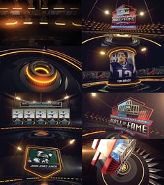 cool! Channel Branding, Digital Campaign, Nfl Network, Sports Channel, Sports Graphics, Football Design, Cool Posters, Motion Design, Packaging Design