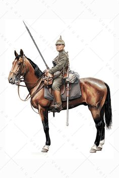 German Cavalry ww1, pin by Paolo Marzioli