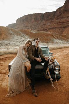 Beach Elopement, Elopement Wedding, Elope Wedding, Wedding Dress, Moab Utah, Epic Photos, Elopement Inspiration, Cool Landscapes, Elopements