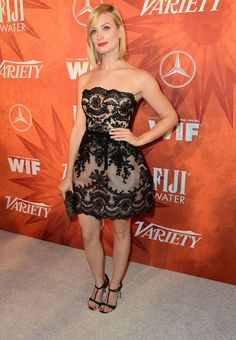 Beth Behrs Photos - Actress Beth Behrs attends the Variety and Women in Film Annual Pre-Emmy Celebration at Gracias Madre on September 2015 in West Hollywood, California. - Variety and Women in Film Annual Pre-Emmy Celebration - Arrivals