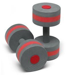 Speedo Aqua Fitness Barbells #swimoutlet
